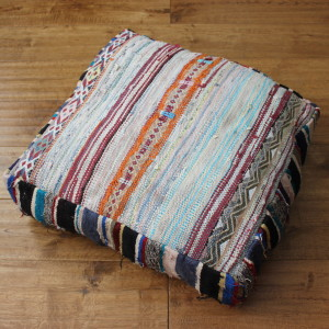 Vintage Kilim Floor cushion
