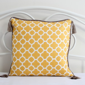 Arabesque Mustard Yellow